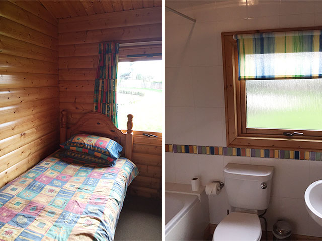 Aylesbury bedroom and bathroom